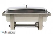 Warmhoud apparatuur huren / warmhoud apparatuur verhuur / chaving dish huren