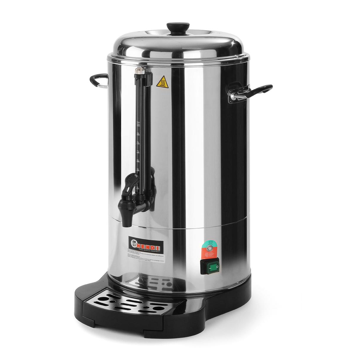 Koffiezetapparaat 10L