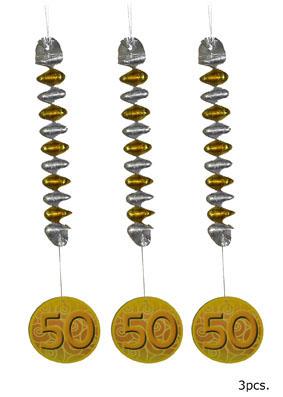 Hangversiering '50 jaar'