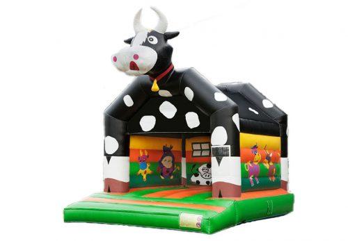 Springkussen de koe