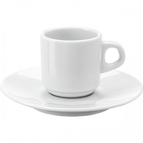 Koffiekop, incl. schotel