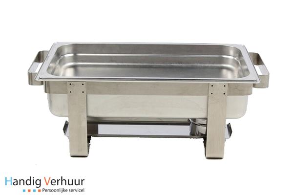 Warmhoud Apparatuur (chafing dish)