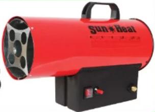 Hete lucht kanon