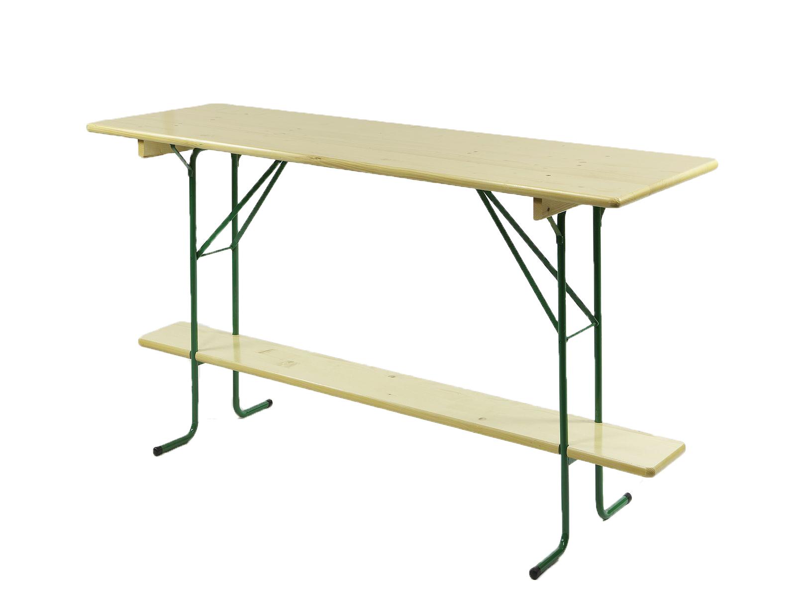 Bierbank sta-tafel 220 x 70 cm